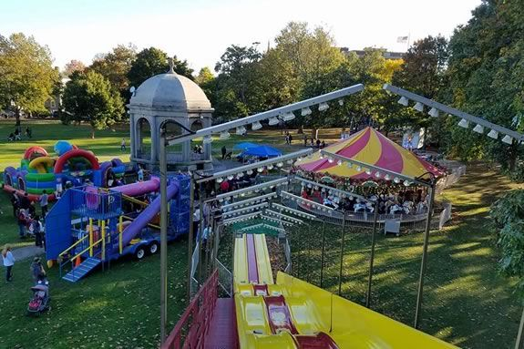 Salem Common Neighborhood Association invites families to the Common for an afternoon of fun for the whole family!
