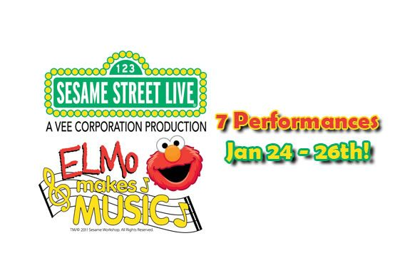 Lowell Memorial Auditorium Elmo Makes Music Lowell MA