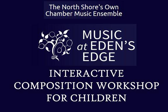 Interactive Composition Workshop For Children