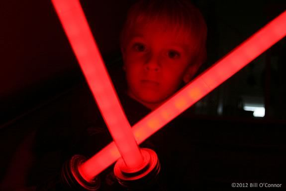 Learn to defeat the Sith and embrace the Light side of the force on Salem Common