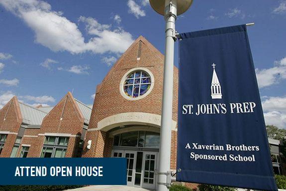 St. John's Preparatory School Open House in Danvers