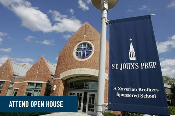 St. John's Preparatory School Open House in Danvers