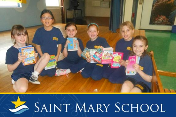 Saint Mary School in Beverly MA Catholic Elementary School
