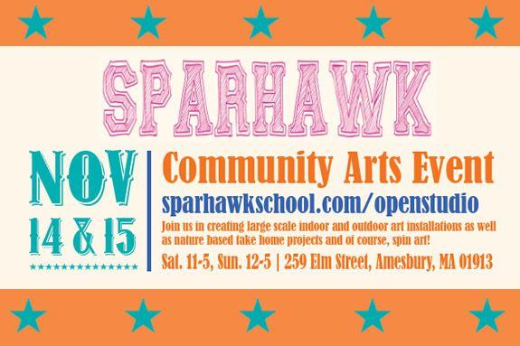 Sparhawk School Community Arts Event