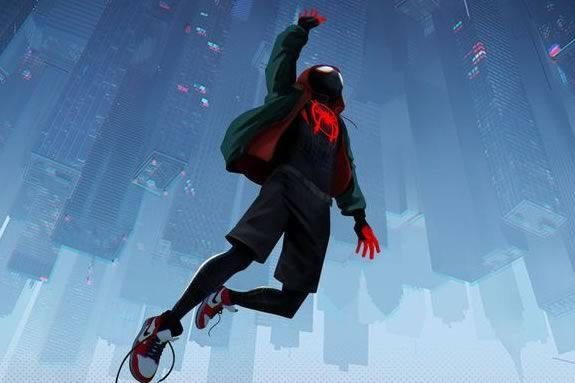Beverly Library hosts a movie and pizza featuring 'Into the Spider-verse'