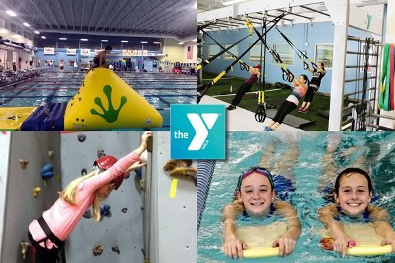 Community Family Day at the Sterling YMCA in beverly Massachusetts