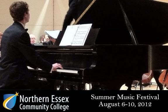 Kids ages 10 and up are invited to join the Summer Music Festival at NECC