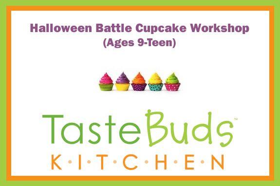 Halloween Battle Cupcake Workshop at Taste Buds Kitchen ...