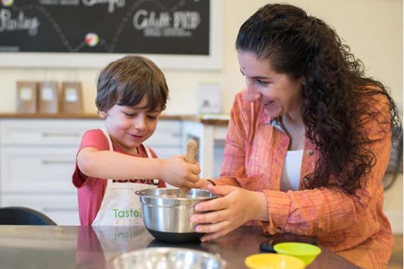 Family Cooking Nights  A North Shore Event for Grieving Kids and Teens