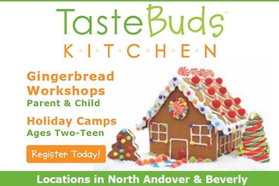 Gingerbread House Workshop at Taste Buds Kitchen   North ...