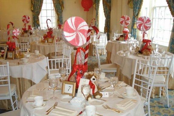 Teddy Bear Tea at Taj! Holiday Events for kids in Boston Massachusetts