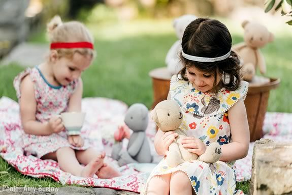 Bring your favorite Stuffies to the Teddy Bear Picnic at the Trustees of Reservations' Stevens-Coolidge Estate in North Andover