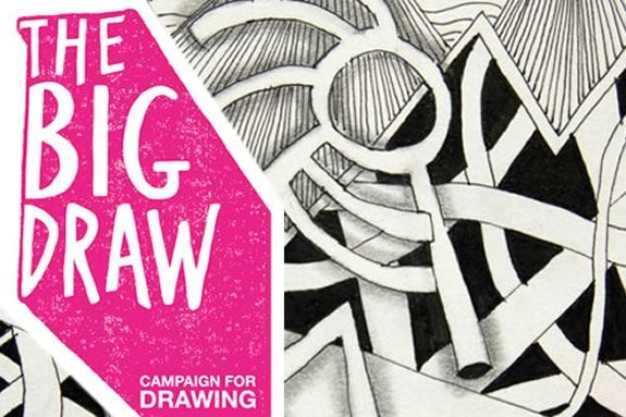 Come Draw at PEM to join the international Big Draw crowd!