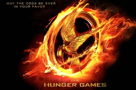 The Hunger Games movie is based on the popular trilogy for teens by S. Collins