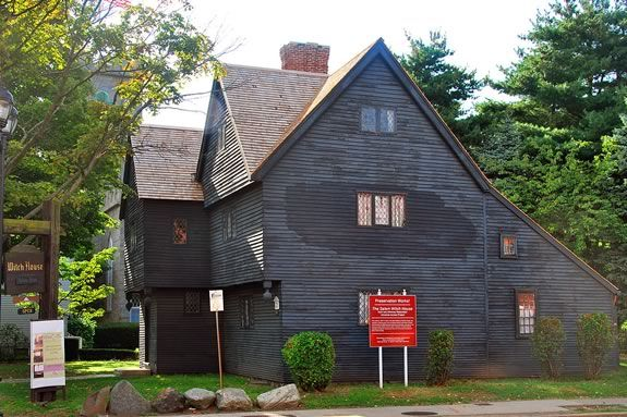 Learn about colonial medecine at the Witch House in Salem Massachusetts as part of Trails and Sails!