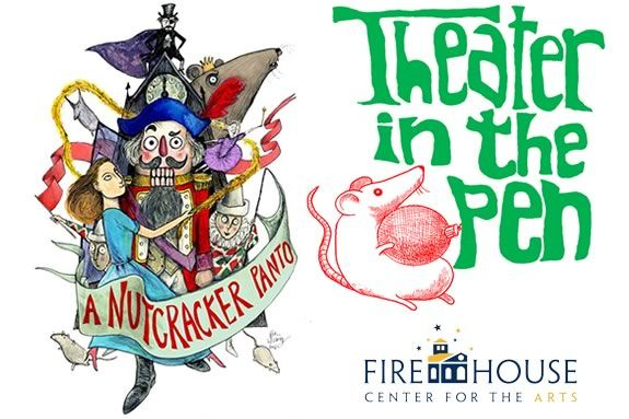 Come enjoy a Nutcracker Panto performed by Theater in the Open at the Firehouse Center for the Arts!