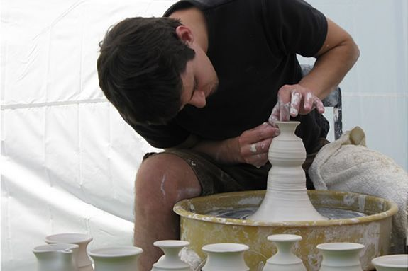 Visit Massachusetts Annual New England Arts & Crafts Festival for Family Fun