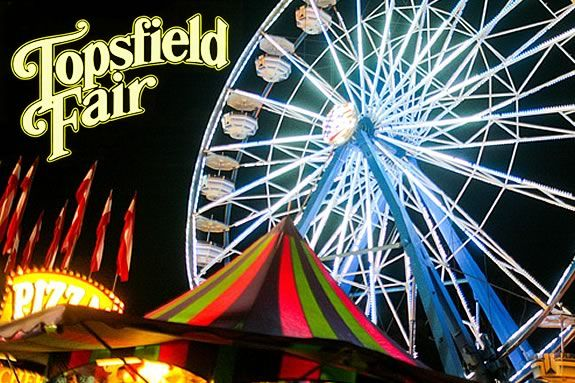 Topsfield Fair is one of the longest running annual fairs in the United States