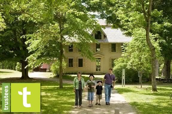Join the Trustees of Reservations to Explore their historic houses during their FREE open house Home Sweet Home tours!