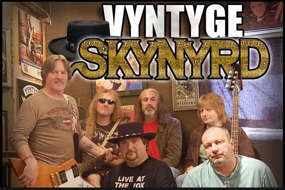 Vyntyge Skynard bring classic southern rock to Castle Hill on the Crane Estate in Ipswich MA