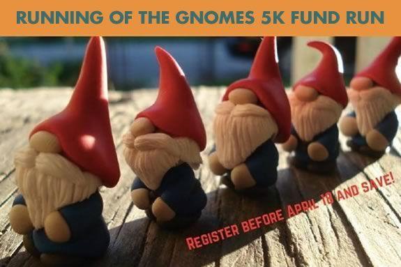 Waldorf School's Running of the Gnomes 5k at Moraine Farm in Beverly Massachusetts