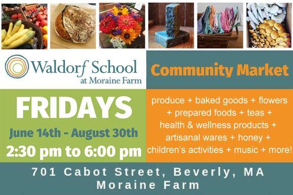 Waldorf Community Market - Beverly MA