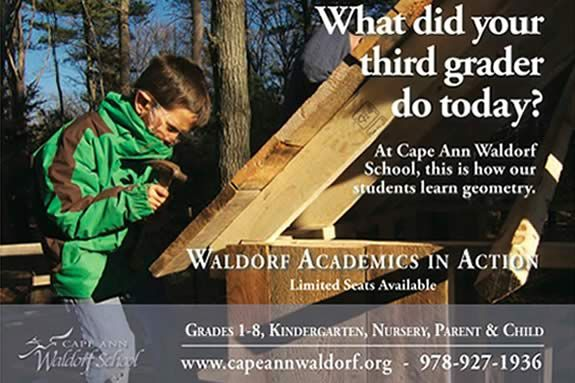 Cape Ann Waldorf School Open House