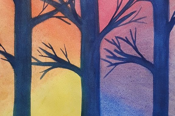 Paint Night at Waldorf Moraine in Beverly MA