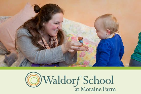 Parent & Child Mini-Morning: An Introductory Class at Waldorf at Moraine Farm