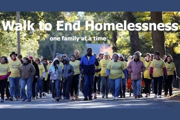 The Walk to end Homelessness is a powerful show of support for families who are getting a fresh start.