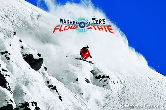 Come see Warren Miller's 'Flow State' at the Firehouse Center for the Arts!