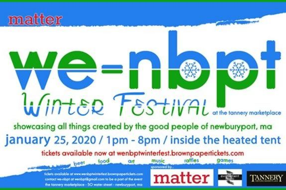 Enjoy all that is Newburyport at the we=nbpt Winter Festival at the Tannery Marketplace