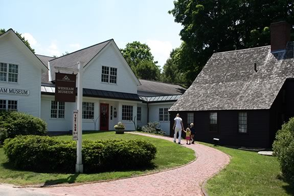 Join the Wenham Museum for their Annaul craft fair and family day!