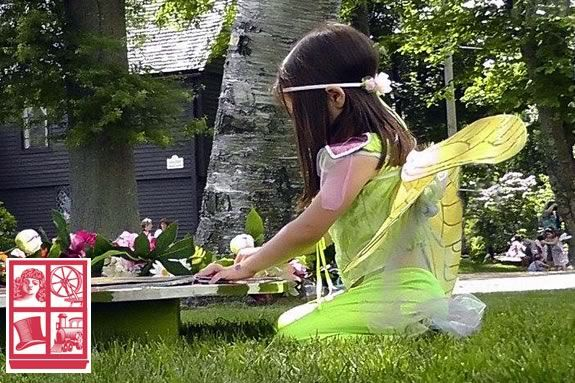Come to the Wee Woodland Fairy Festival at the Wenham Museum!