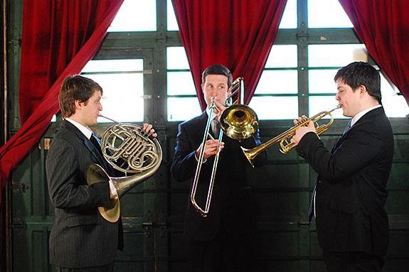 Wenham Street Brass will play a free concert at the Shalin Liu Center, Rockport