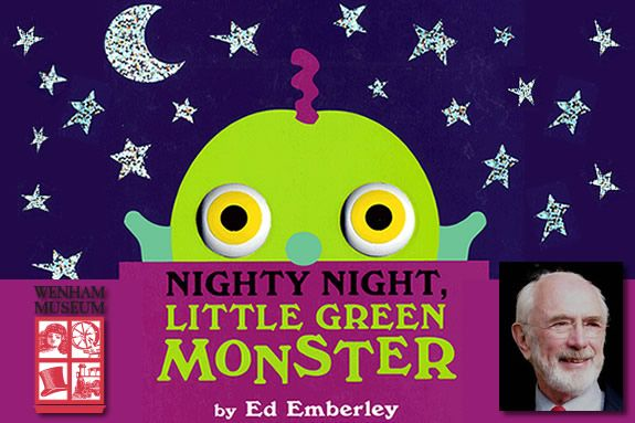 Ed Emberley Halloween Program and Book Signing at Wenham Museum
