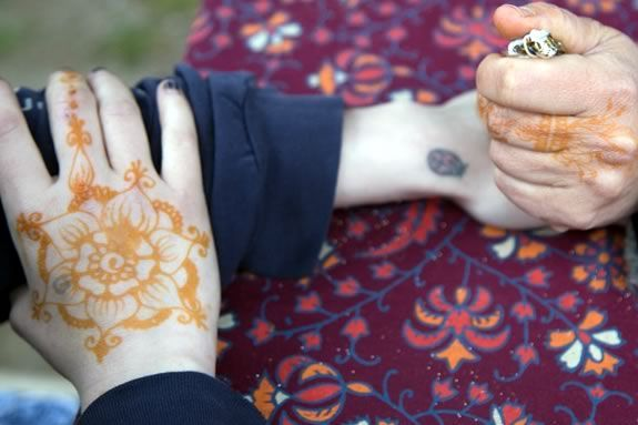 Teens can join the fun at tattoo night for teens at the Sawyer Free Library in Gloucester!