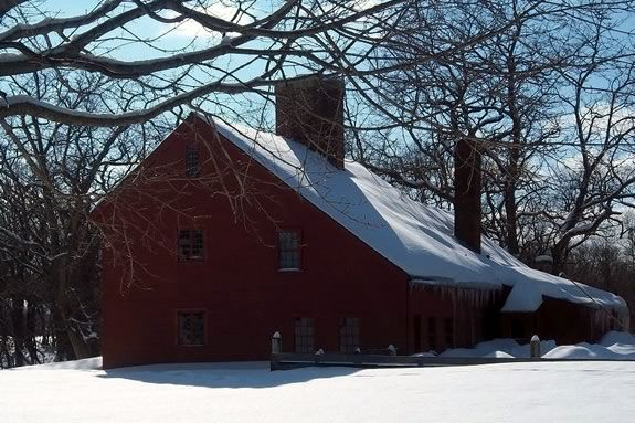Learn about the history of the Holiday celebrations at the Rebecca Nurse Homestead in Danvers Massachusetts!
