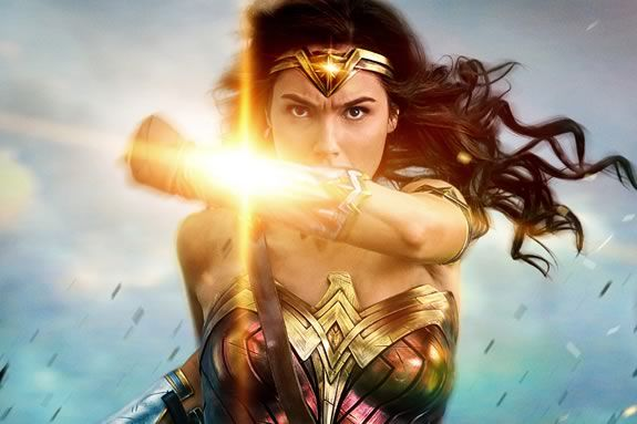 "Enjoy a showing of ""Wonder Woman"" on the Salem Common"