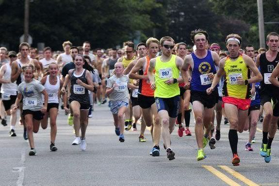 The Yankee Homecoming Road Race has been a tradition Since 1960 and Running Strong through the heart of Newburyport