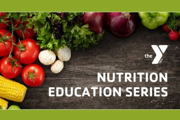 Ipswich YMCA hosts a workshop on healthy eating as part of their nutrition education series