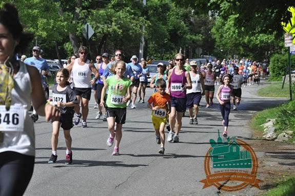 Run, walk or stroller the North Shore YMCA's Fathers day 5-10k race in June 2017