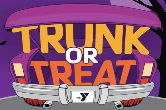 Ipswich Massachusetts YMCA wiil host a Halloween trunk or treat in their parking lot.