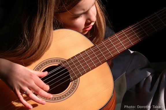 Kids in grades 3-6 can learn guitar at the Hamilton Wenham Community House