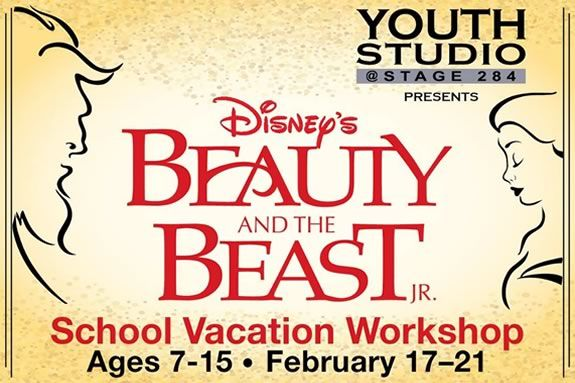 Stage 284's February Vacation Theater Workshop for Kids results in the production of Beauty and the Beast!