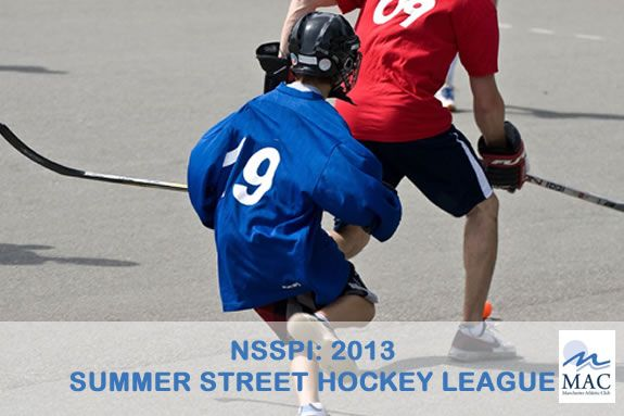 Summer Street Hockey Manchester Athletic Club. Nan Gorton Demaso