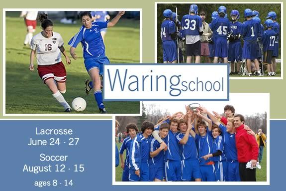 Waring Summer Sports Clinics