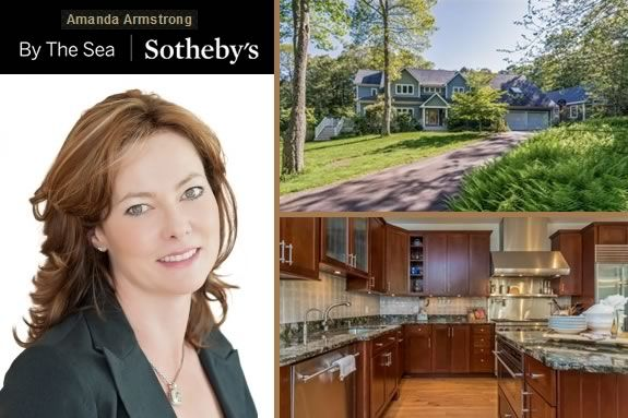 Amanda Armstrong Sothebyls By the Sea Realtor. Best Realtor NorthShore MA