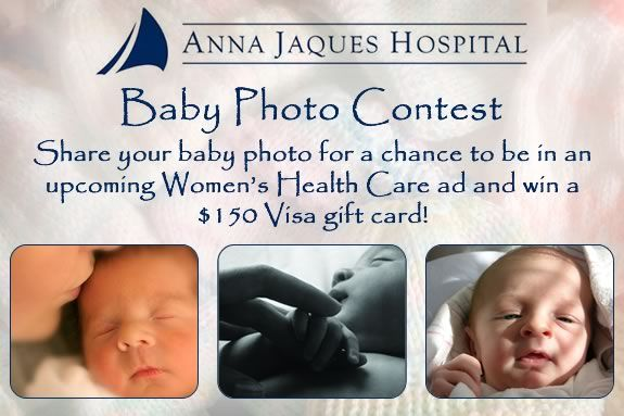 Anna Jaques and Women's Health want your baby photos!