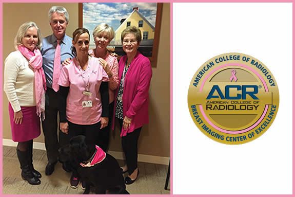 Anna Jaques Hospital Breast Care Team and Center